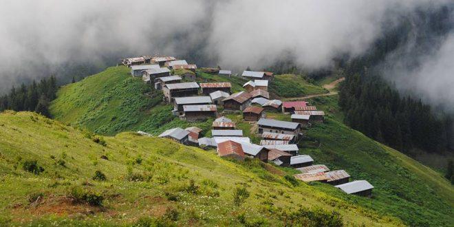 Palovit Vadisinde Bulutlara Dokunmak